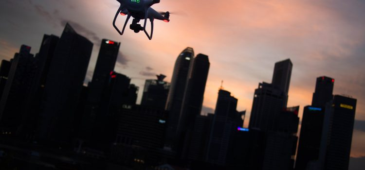 CNIL-Drones : rappel à l'ordre du ministère de l'intérieur pour utilisation de drones sans cadre légal